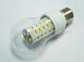 Super Bright 6.5W SMD LED Bulb Light E27 E14 B22 2