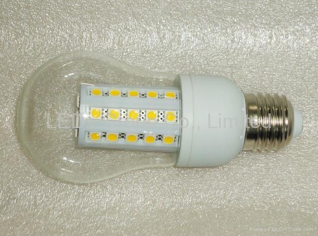 Super Bright 6.5W SMD LED Bulb Light E27 E14 B22 3