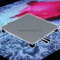 PH25 Dance Floor LED Display, LED Floor Tile Panel