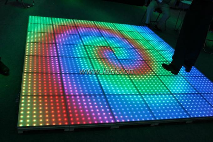Ph25 Dance Floor Led Display Led Floor Tile Panel Ls