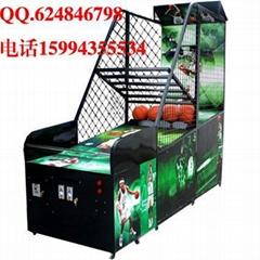 广西梧州市篮球机