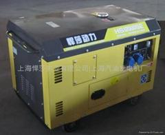 10kw双缸柴油发电机组