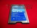 PCMCIA口 五合一读卡器  1