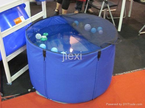 Koi bowl china manufacturer aquatic products for Koi viewing bowl