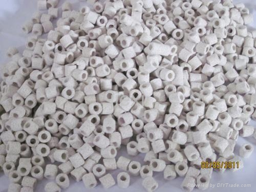 Koi pond filter media china manufacturer pet supplies for Best homemade pond filter media