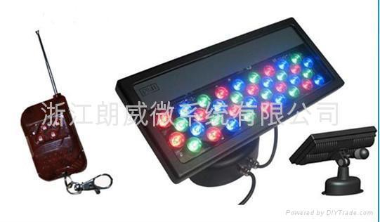 LED wall washer  2