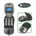 Optical Mouse skype phone