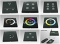 Dream color magic LED touch panel