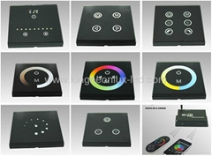 Dream color magic LED touch panel controller