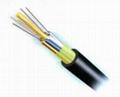 非金屬加強件光纜