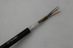 室外鋁帶鎧裝光纜單模  多模 4芯-288芯