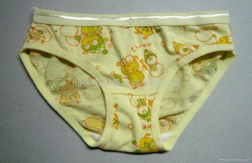 女童三角内裤 2