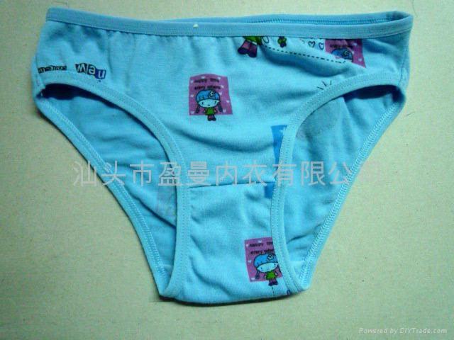 女童三角内裤 3