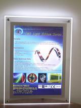供應水晶燈箱