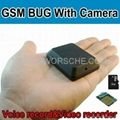 Spy Ear Bug Camera with 2.0M CMOS Camera Take Photo and Sent Back to Your Phone
