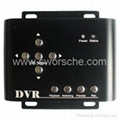 2CH Mini HD DVR with Motion Detection