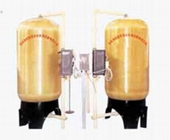 工業軟化水設備、