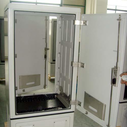 室外576芯SMC光纜交接箱體深600mm  1