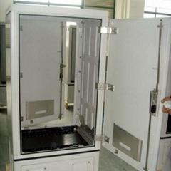 室外576芯SMC光纜交接箱體深600mm