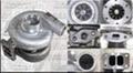 Turbocharger H2A 3523646