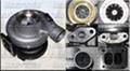 Turbocharger H1E 3524034