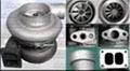 Turbocharger HX80 3529870