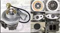Turbocharger HX35W 3536971