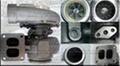 Turbocharger HX50 3537245 1