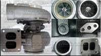 Turbocharger HX50 3537245