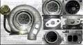 Turbocharger HX40W 3590506