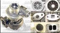 Turbocharger HX30 3592112