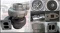 Turbocharger HX50 3594809