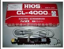 CL-4000电批HIOS电动螺丝刀起子