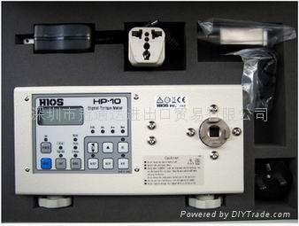 HP-10电批扭力测试仪HIOS 1
