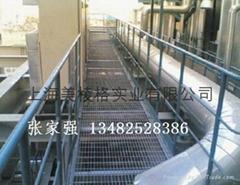 供应检修通道格栅板