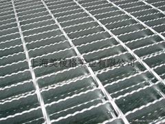 供应防滑型钢格板