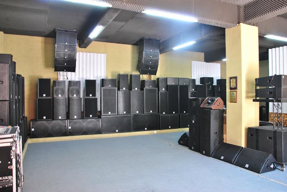 DJ EQUIPMENT COMPANIES