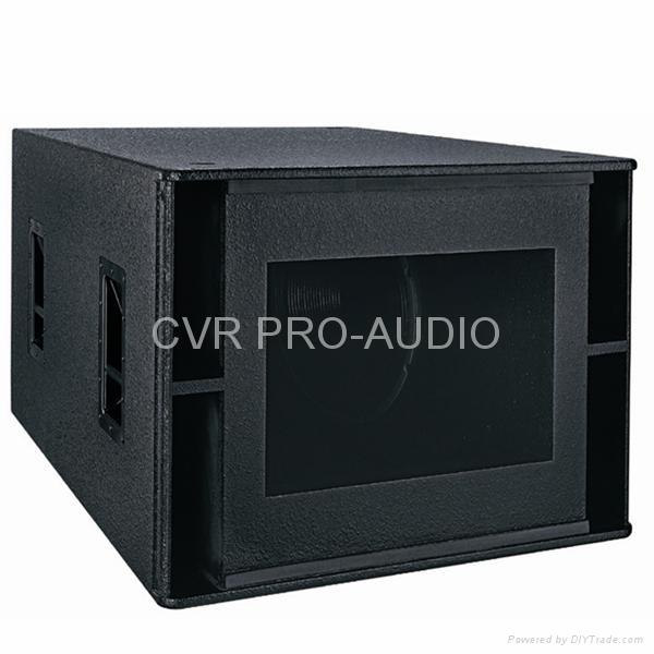 18' PA subwoofer speaker box 4
