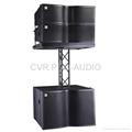 dj equipment mid/hi speaker system