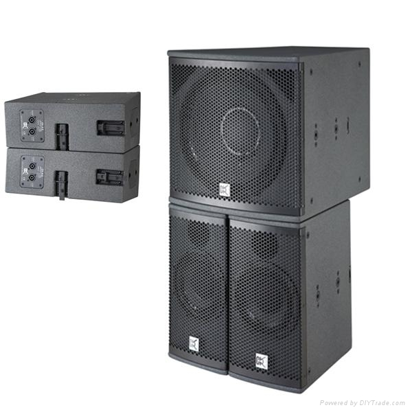 KTV equipment full range speaker box 2