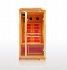 Ceramic heater infrared sauna room