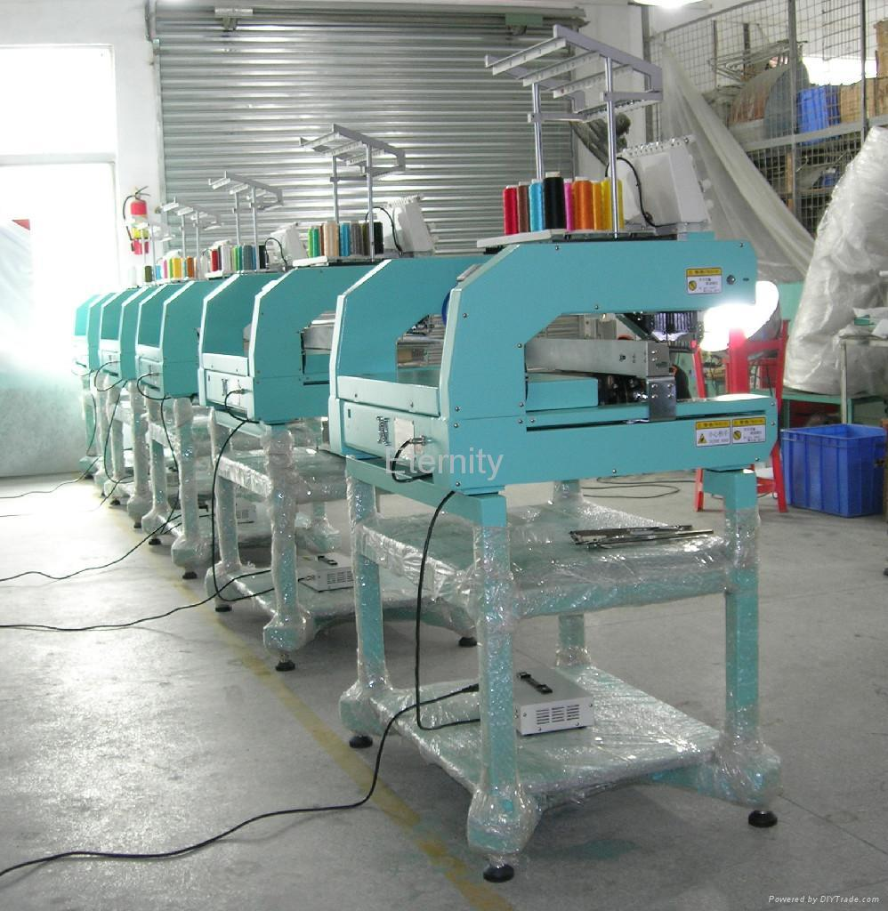 Embroidery Machine - ESF Series - Eternity (China Manufacturer) - Apparel U0026 Fashion Machine ...