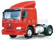 SINOTRUK HOWO 4X2 Tractor Truck