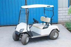 嘉駿2座電動高爾夫球車