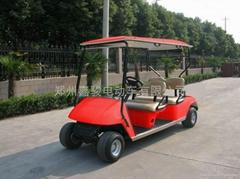嘉駿4座電動高爾夫球車