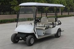 嘉駿6座電動高爾夫球車