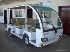 嘉駿8座電動觀光車
