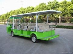 嘉駿11座電動觀光車