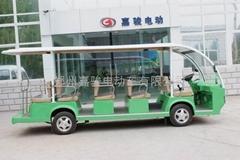 嘉駿14座電動觀光車