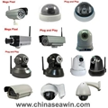 wireless wired IP camera IP Webcam IP